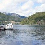 Barco y Lago Lacar