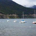 Lago Lacar Veleros