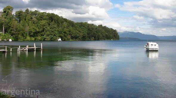 Lago Nahuel Huapi Villa La Angostura