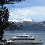 Paisaje Lago Nahuel Huapi