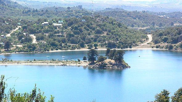 Lago Alumine Villa Pehuenia