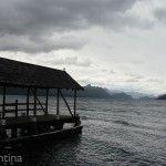 Lago Traful desde Muelle