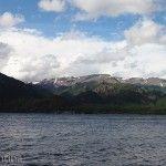 Montañas y Lago Traful