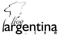 Logo LiveArgentina